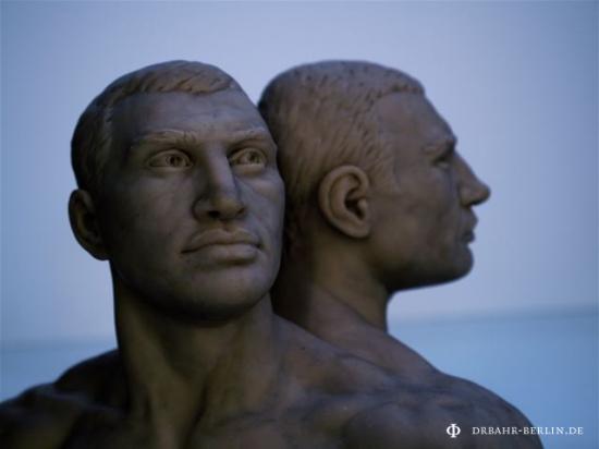 Wladimir Klitschko, Vitali Klitschko por c.j.bahr